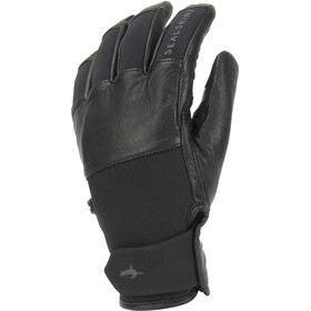 Sealskinz Waterproof Cold Weather Guantes con Fusion Control, negro
